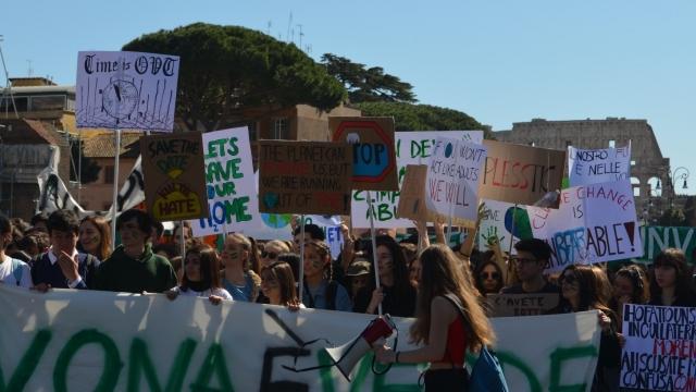 roma strike