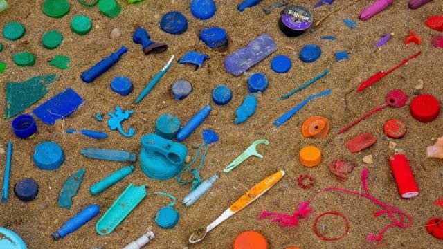 Impatto ambientale plastica