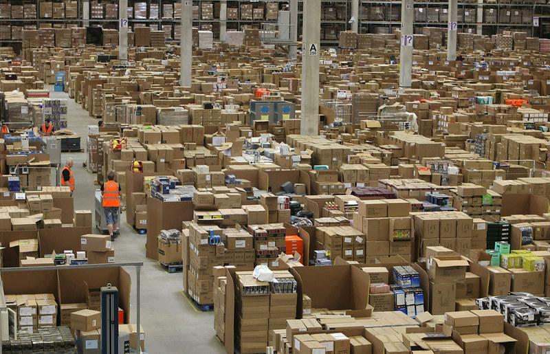 E-commerce impatto ambientale trasporti