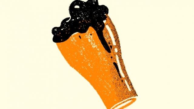 L'impronta di carbonio di una birra
