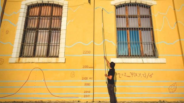 Arte e cambiamento climatico